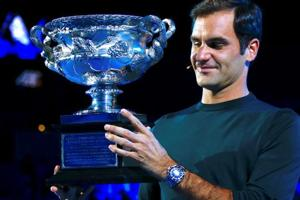 Roger Federer embraces 'favourite' tag ahead of Australian Open tennis