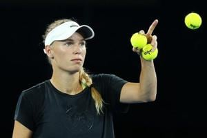 Opportunity knocks for Caroline Wozniacki at Australian Open tennis