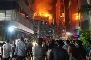 Kamala Mills fire:Mumbai police to question civic body over NOC given...