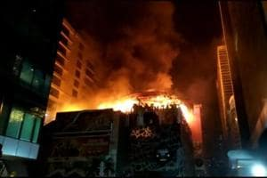 Kamala Mills fire: Mumbai woman with 8% leg burns undergoes skin graft...