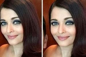 Aishwarya Rai is quite the queen as she shows up in Dubai in royal...