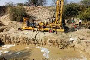 Digging starts in Sirsa to unearth lost Saraswati river