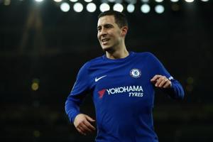 Eden Hazard says he'll sign Chelsea FC contract after Thibaut Courtois