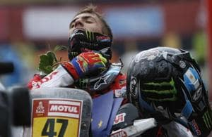 Dakar Rally: Rain, chilly winds greet competitors in Bolivia, Kevin...