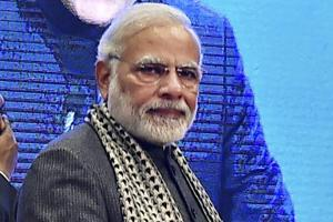 PM Modi hails Isro, says PSLV launch signifies India's 'bright future'...
