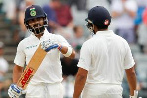 India suffered two batting collapses in the Newlands Test as South Africa defended 208 to win the match by 72 runs.