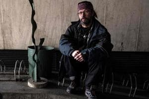 French homeless man's account of living on streets of Paris takes...
