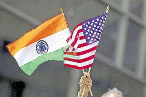 A strong India-US partnership is the best balancer to China's growing...