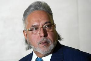 Indian businessman Vijay Mallya seen leaving the Westminster magistrates court in London on January 11, 2018.