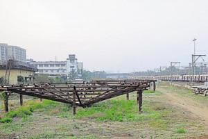 Phase 1 of Panvel railway terminus to be ready next year
