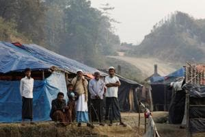 Deadly 'long-lost disease' rages through Rohingya camps in Bangladesh