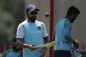 Virat Kohli's India prepare for do-or-die battle against South...