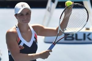 Ashleigh Barty downs Daria Gavrilova to enter Sydney International...