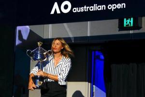 Maria Sharapova's Australian Open return adds much-needed star power