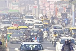 Delhi's pollution hotspots: Nothing idyllic about North Campus