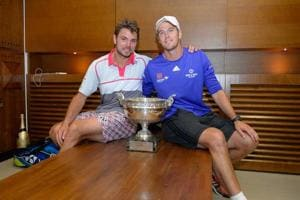 Stan Wawrinka upset after coach Magnus Norman quit during his injury...