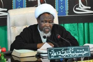 Nigerian Shia leader Sheikh Zakzaky, rumoured dead, makes first public...