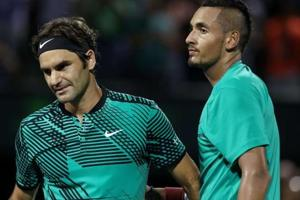 Roger Federer impressed by Nick Kyrgios form ahead of Australian Open...