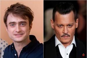 Daniel Radcliffe on alleged domestic abuser Johnny Depp in Fantastic...