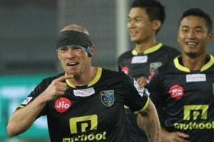 ISL 2017-18: Resurgent Kerala Blasters have tough task away vs...