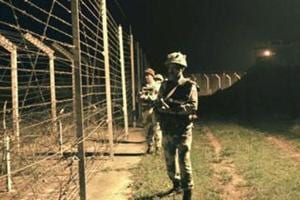 Pakistan intruder shot dead by BSF along Indo-Pak border in Amritsar...