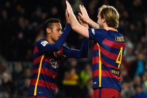 Ivan Rakitic laments Neymar's Barcelona departure