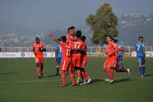 Aizawl FC beat Chennai City FC 2-0 at home in I-League