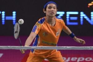 Tai Tzu Ying admitted in an interview that PVSindhu is tougher to face than Saina Nehwal.