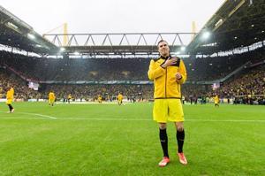 FIFA World Cup-winner Kevin Grosskreutz backs Borussia Dortmund fans'...