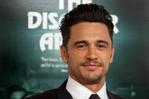 Director and star James Franco arrives for the gala presentation of The Disaster Artist.