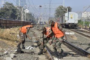 Visit work sites twice in 14 days, Railways tells senior officials