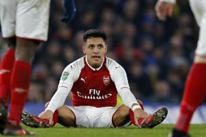 Leroy Sane not threatened by potential Alexis Sanchez arrival at...