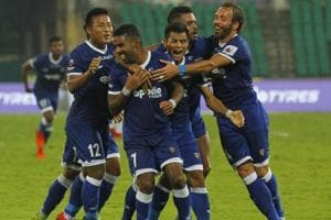 ISL: Gregory Nelson secures win for Chennaiyin FC vs FC Pune City