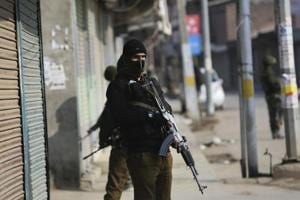 Restrictions imposed in Srinagar as separatists call protest against...