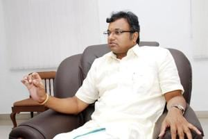 ED raids at Karti Chidambaram's premises to divert attention from SC...