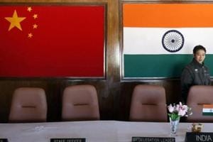 China incursions into Indian territory rise, but numbers lower than in...