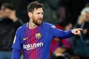 Lionel Messi's foundation scrutinised by Spanish tax authorities