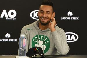 Tired of 'roller-coaster', Nick Kyrgios seeks steady ride starting...