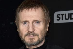 Liam Neeson says touching a 'girl's breast' against her will is...