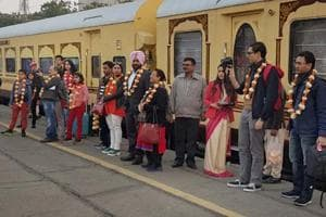 Not so royal occupancy: Revenue drops in luxury tourist trains...