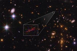 Farthest known galaxy in the universe discovered, 2500 light-years...