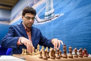 Viswanathan Anand gets off to winning start in Tata Steel Masters...