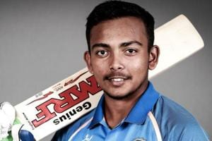 ICC U-19 Cricket World Cup: Prithvi Shaw, Manjot Kalra shine against...
