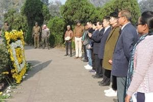 China wants historical cemetry at Ramgarh to be turned into global...