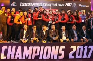 PBL: Hyderabad Hunters beat Bengaluru Blasters to claim maiden title
