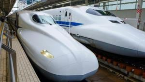 Goyal defends Mumbai-Ahmedabad bullet train project, says even...