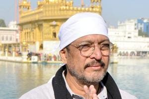 Nana Patekar feels 'blessed' on visiting Golden Temple. See pics