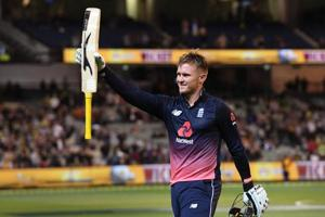 Jason Roy's record-breaking knock vs Australia gives England series...