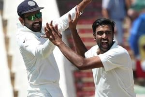 Ravichandran Ashwin credited the county stint with Worcestershire for...