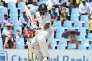 Virat Kohli in action on Day 2 of the second Test between South Africa and India at Centurion. Get highlights of the India vs South Africa, second Test, Day 2 from SuperSport Park in Centurion here